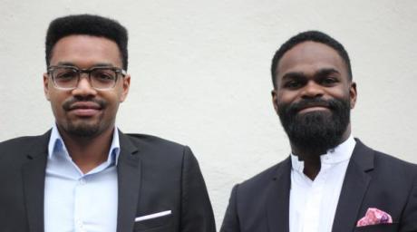 Mehdi Alexandre Manga et Fabien Gomes Bancel sont les fondateurs d'Ucolis.