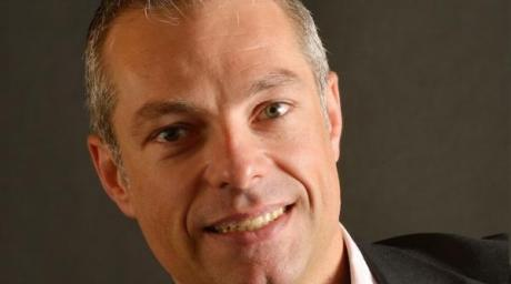 Brice Chambard, fondateur et Pdg d'Obiz.