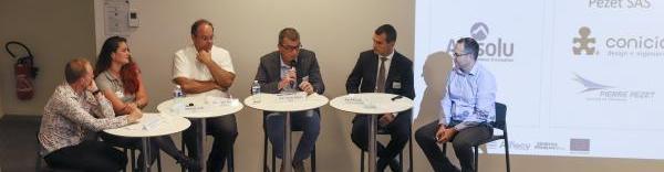 Mont-Blanc Industries fonctionne de manière collaborative, avec de multiples adhérents et partenaires.