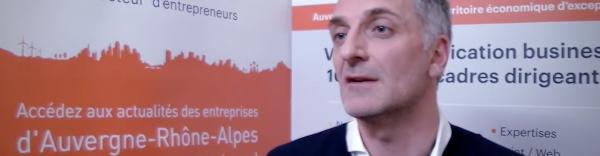 Emmanuel Gonon, président et cofondateur de Waoup.