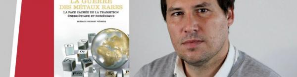 Guillaume Pitron, auteur de « La guerre des métaux rares » (éditions LLL), sera présent au sommet Happy GovDay.