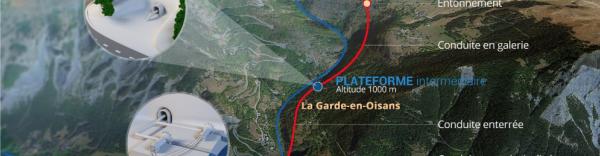 La centrale de la Sarenne - bref eco
