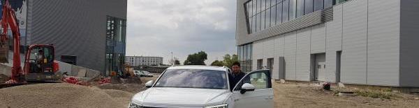 Édouard Coquillat, directeur général de Central Autos - bref eco