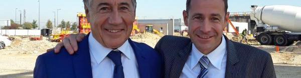 Michel et Lionel Garcia