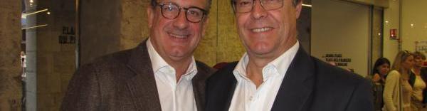 Philippe Florentin et Bruno Metzlé, fondateurs de Flic brefeco