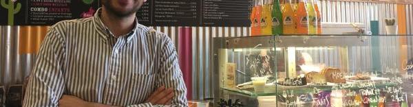 Enrique Gomez Moro a ouvert Go Mex en 2012 à Confluence
