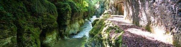 gorges du Sierroz - bref eco
