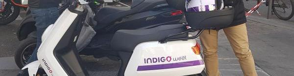 Indigo scooter - Bref Eco