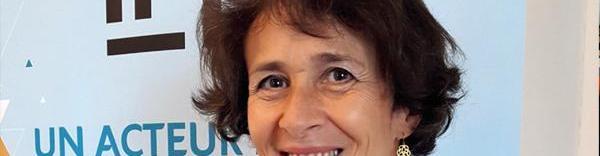 Elisabeth Delalande, déléguée régionale Auvergne-Rhône-Alpes