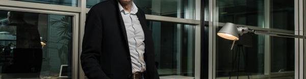 Jean Loup Patriarche, président du groupe.