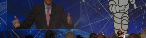 Florent Menegaux, président de Michelin - bref eco
