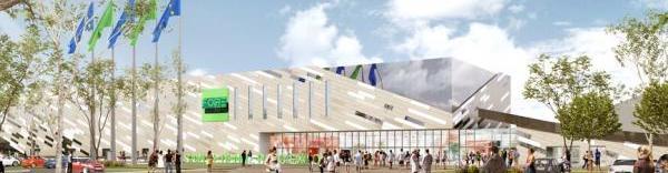 Futur parc des expositions de Saint-Etienne, brefeco.com