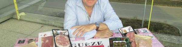 Christophe Guèze, dirigeant du groupe éponyme. - brefeco.com