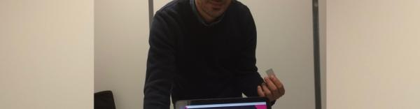 Vincent Théry cofondateur de Lili Smart