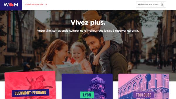 Woom, spécialiste de la réservation de loisirs en ligne, se déploie en France et à l'international