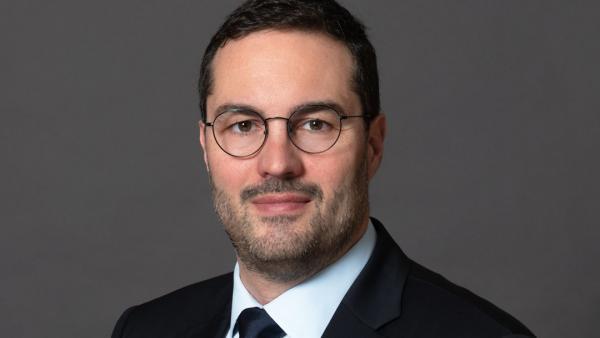 Laurent Carme, directeur général de McPhy.