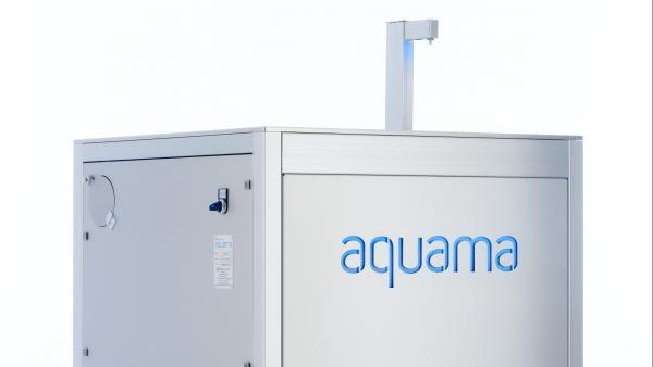 Aquama va livrer ses premières machines à solution virucide
