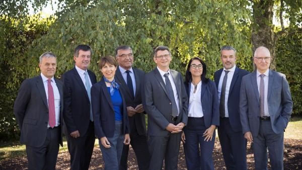 Le comité de direction de Limagrain - bref eco