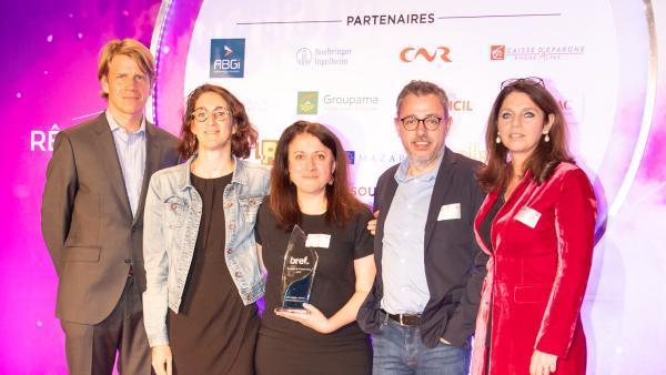 Saga #8 Trophées Bref Eco de l'innovation: Eden School, lauréat Engagement social et environnemental