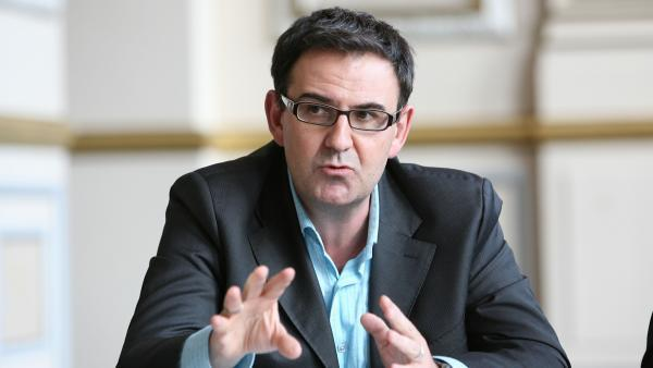 David Kimelfeld est le nouveau président de la Métropole de Lyon.