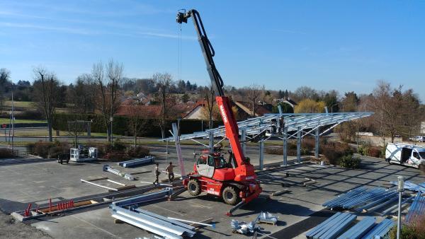 Vichy Communauté investit dans le photovoltaïque