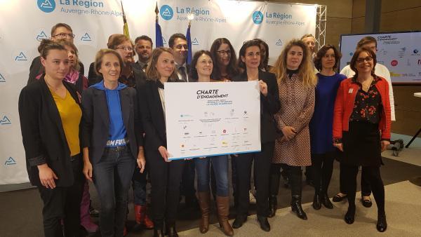 Charte pour la mixité - Bref Eco