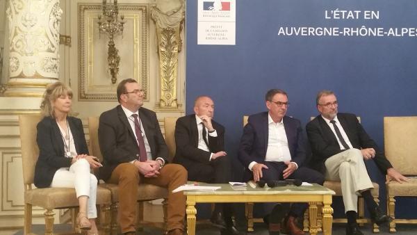 Lancement Pole Européen Sécurite - Bref Eco