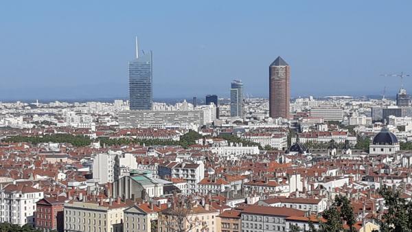 Nouveau record sur le marché des bureaux à Lyon