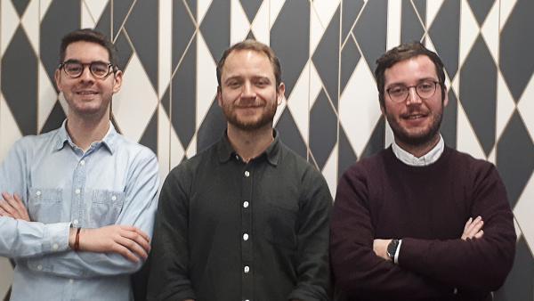 Valentin Blanchot, Clément Cosnier et Arnaud Verchère, brefeco.com
