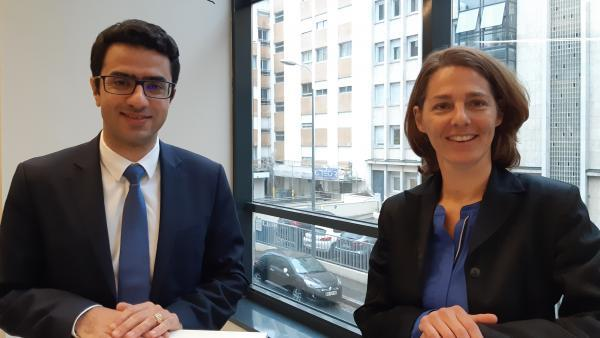 Pierre-Antoine Farhat et Aurélie Dantzikian-Frachon, brefeco.com