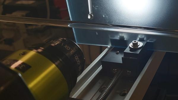 Le Cetiat a développé un nouveau banc d'essais à l'échelle des nano-débits