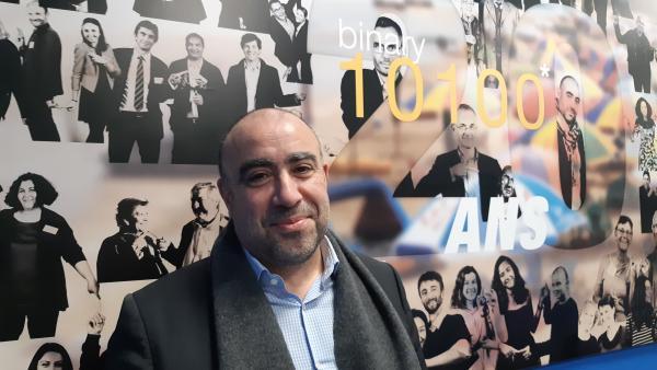 Abdénour Aïn Séba, brefeco.com