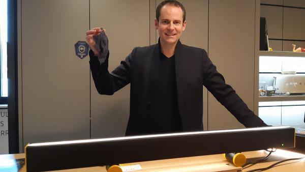 Olivier Moyen a créé Ilightyou en en 2006.