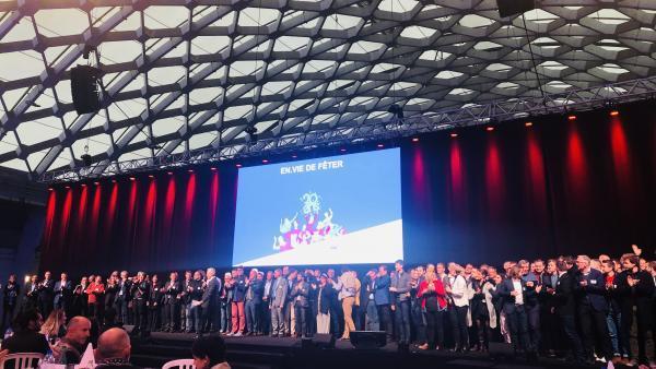 Réseau Entreprendre Isère fête ses 20 ans et les 266 entreprises accompagnées