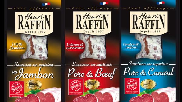 Les salaisons Raffin cultivent leur savoir-faire depuis quatre générations.