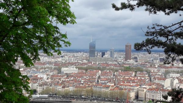 Vue de Lyon, brefeco.com