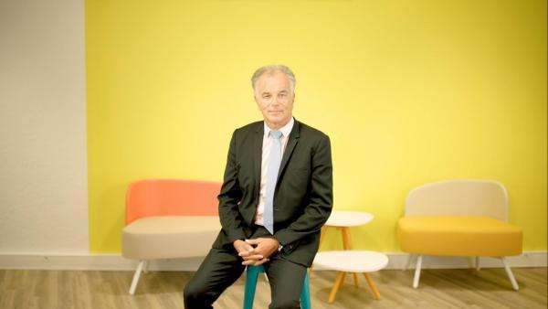 Jacques Longuet, délégué territorial d'EDF - brefeco