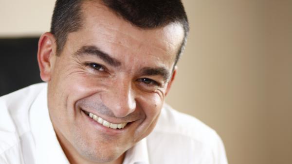 Philippe Lanoir, président d'Ekium