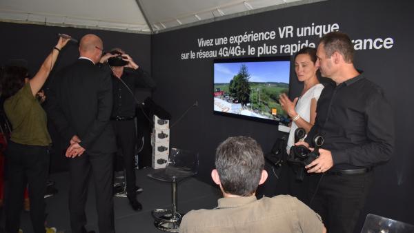 Villefranche-sur-Saône, ville la plus rapide de France en 4G et 4G+