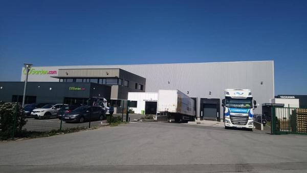 OOGarden élargit sa flotte de camions pour livrer 50% de ses commandes