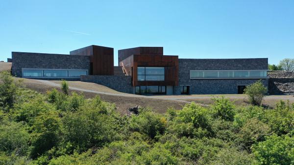 Le musée archéologique de la bataille de Gergovie - bref eco