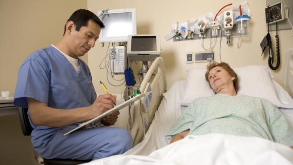 photo docteur patient
