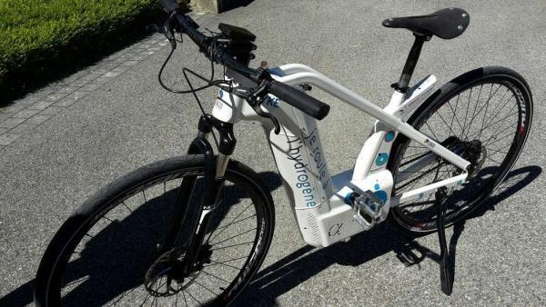 vélo à hydrogène brefeo.com