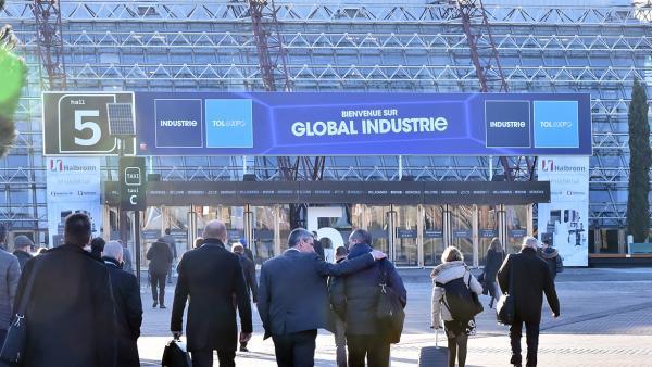 Global Industrie Lyon - bref eco