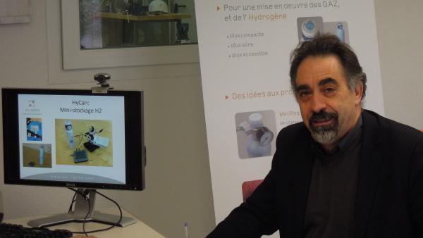 Jean-Luc Mussot le président d'Ad-Venta.