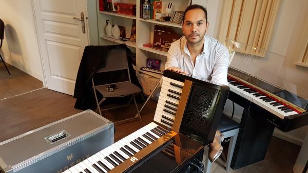 Chakib Haboubi, Adele H Music; Bref Eco