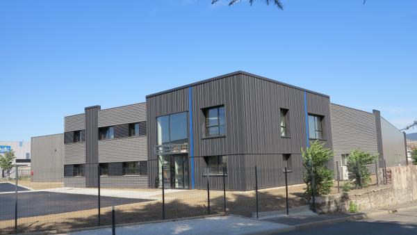 Une nouvelle usine pour Ades Technologies à Saint-Chamond