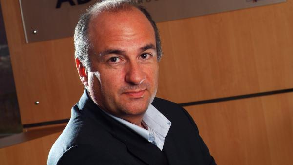 Bertrand Gros, président d'Adthink.