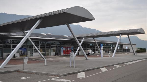 L'Aéroport Chambéry Savoie Mont Blanc - bref eco