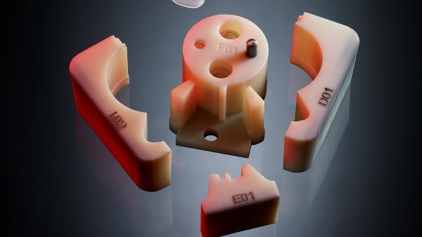 MP2i et AGC élaborent une nouvelle technologie pour mouler des prototypes.